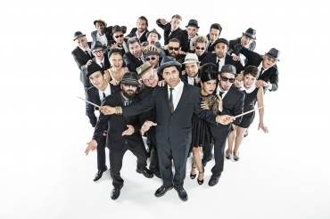 Melbourne Ska Orchestra - Approved promo shot March 2013