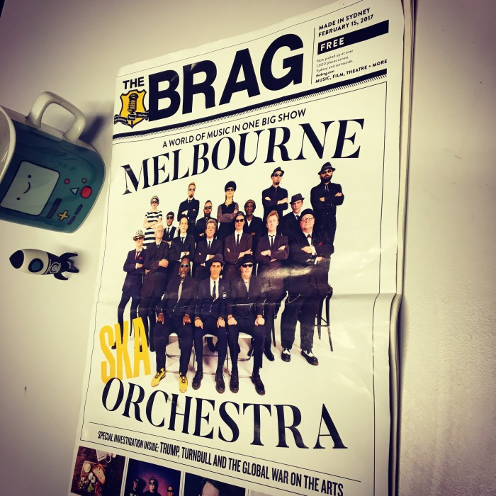 The Brag Cover - Feb 2017
