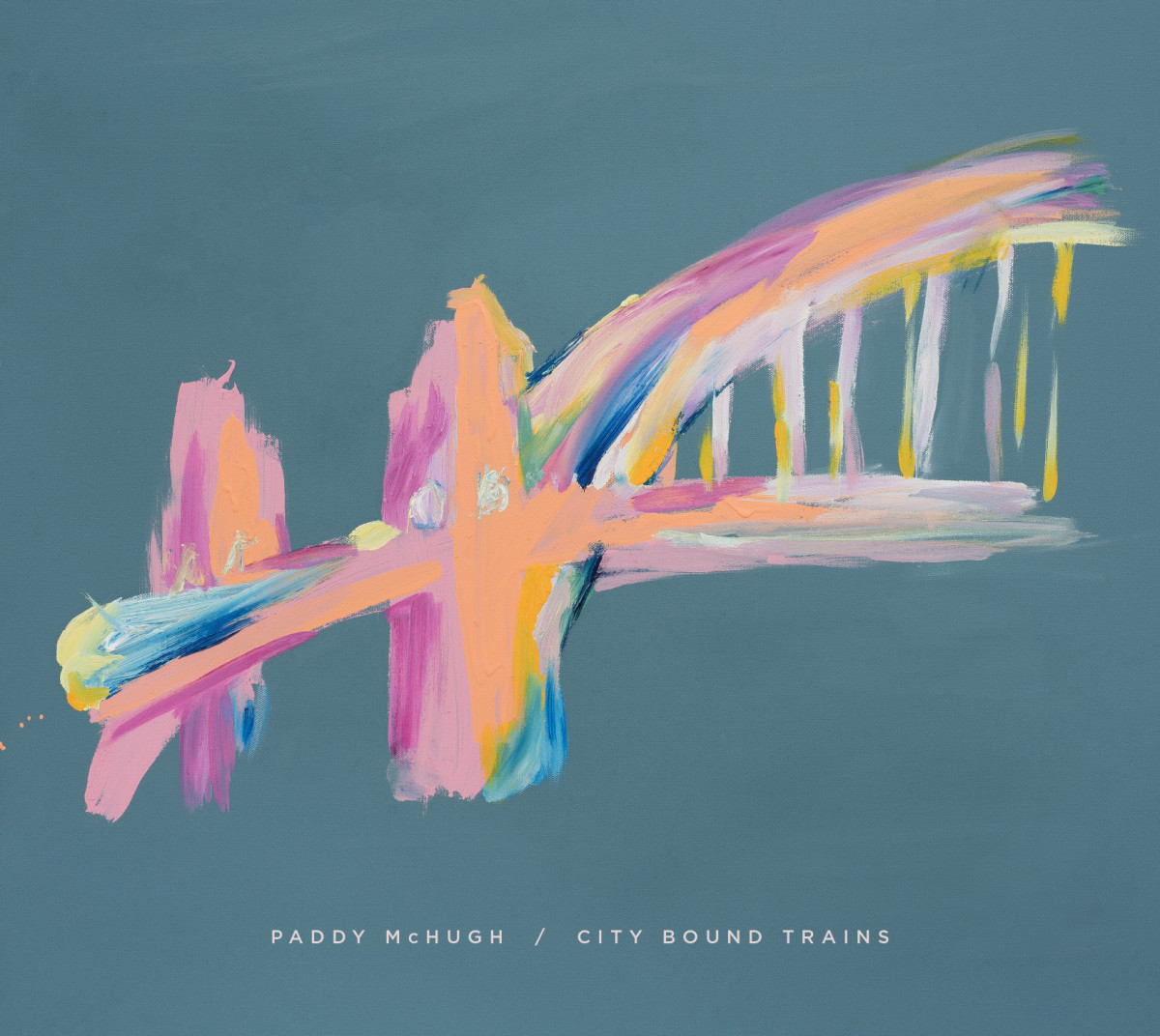 Paddy McHugh - City Bound Trains Cover